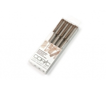 Multiliner Brown Set (0,05, 0,1, 0,3, 0,5)