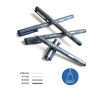 Multiliner Cobalt Set (0,05, 0,1, 0,3, 0,5)