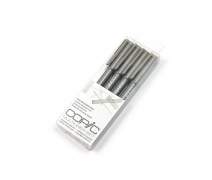 Multiliner Warm Grey Set (0,05, 0,1, 0,3, 0,5)