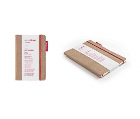 SenseBook Red Rubber-A6